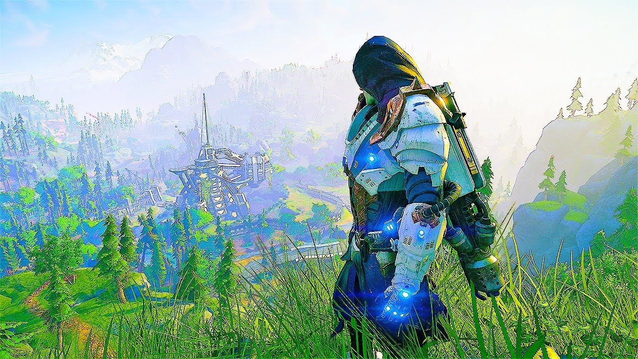 Elex 29 Minutes Of Gameplay Demo New Open World Rpg Game