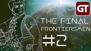 Thumbnail für The Final Frontiersmen - SciFi Pen & Paper - Folge 2:  Prolog Captain Jim Allaine