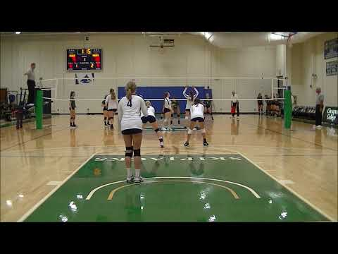#9  Kelly Cavanagh  Freshman  Chesapeake College (MD)  Volleyball