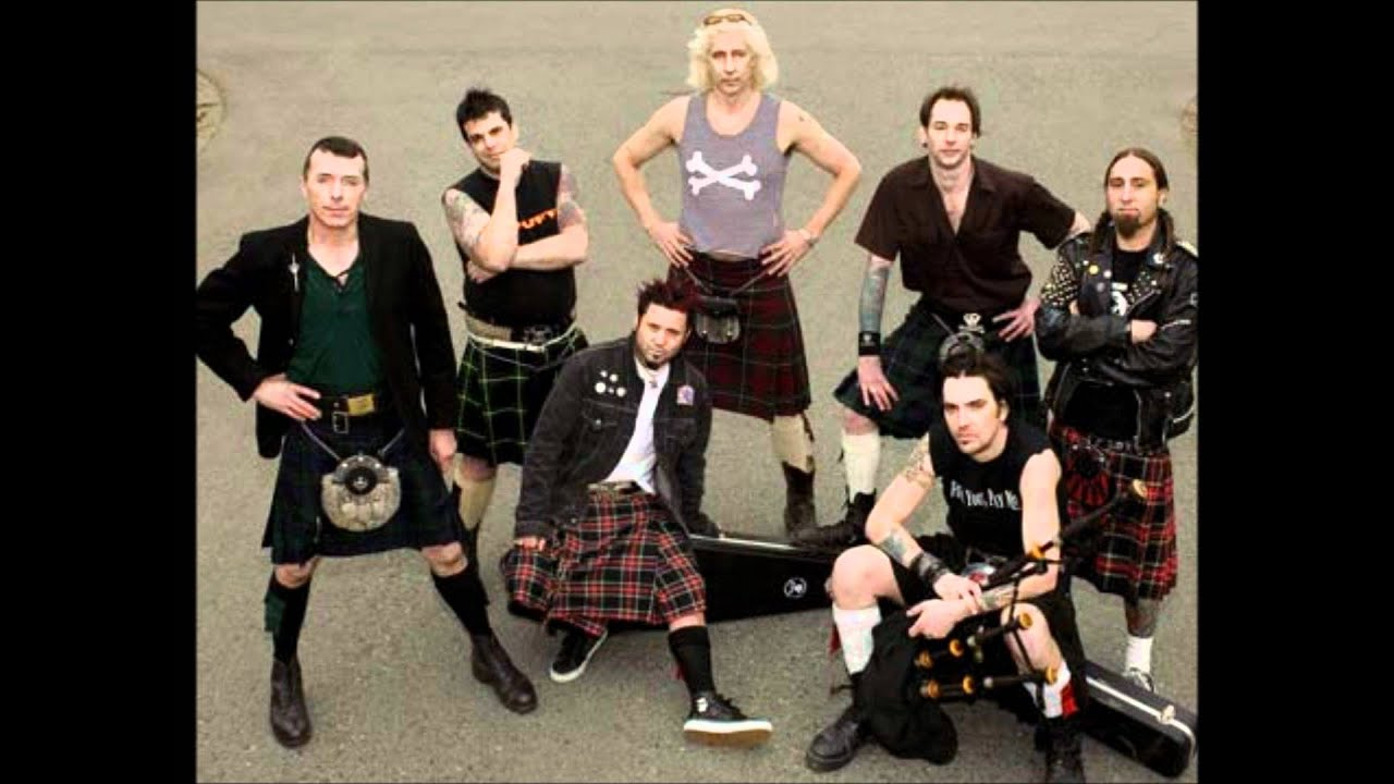 The Real McKenzies - The Real McKenzies