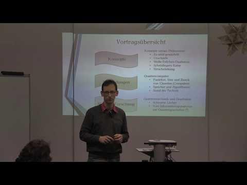 Einführung in die Quantenmechanik - Konzepte, Anwendungen und aktuelle Forschung