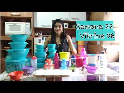 Abrindo Caixa Tupperware Semana 22 Vitrine 06 Youtube