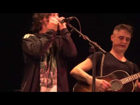 Peter Doherty (feat. Carl Barât on harmonica) - Albion (live at Hackney Empire, second night)