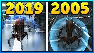 Droideka 2019 vs 2005 Gameplay Comparison - Star Wars Battlefront 2
