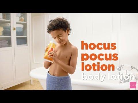 Hocus Pocus Lotion Moisturizer For Kids