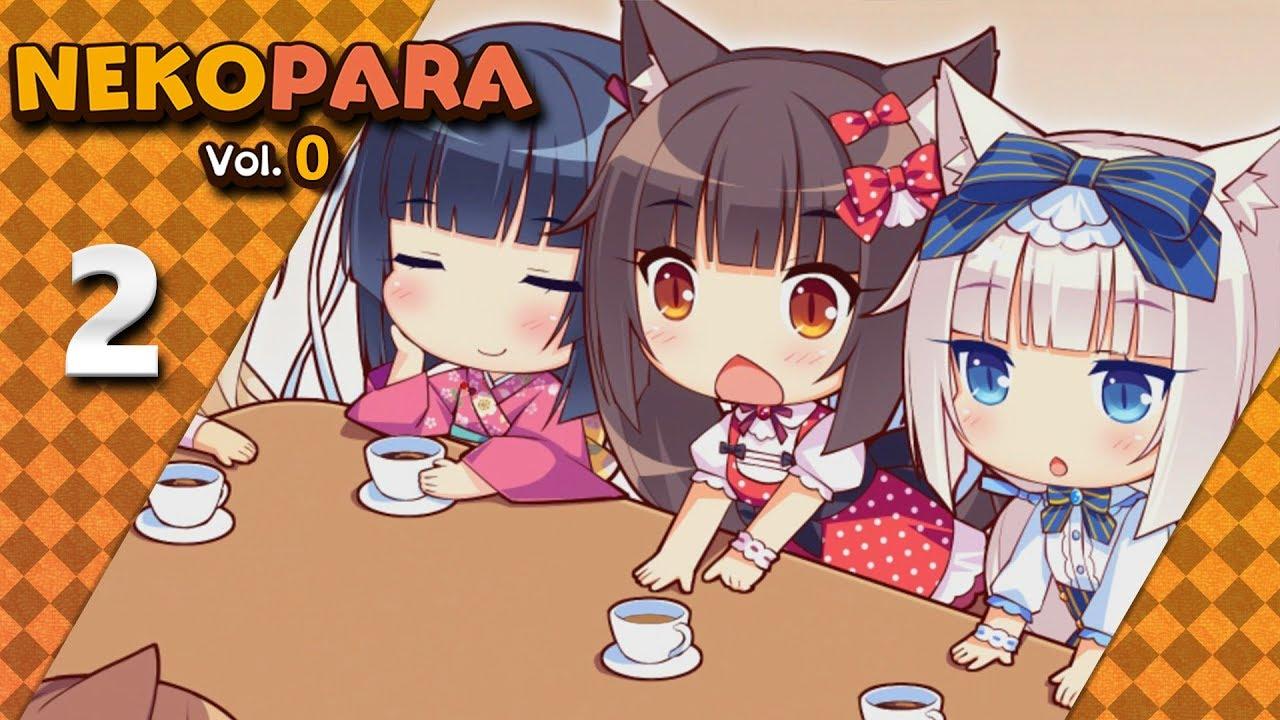 Nekopara Vol 0 Pc Blind Let S Play Chibi So Much Chibi Part 2