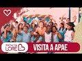 Visita ao APAE Salvador - Lore Improta