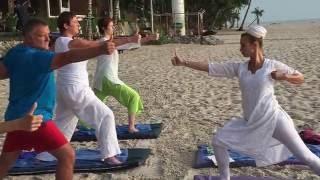Touch of soul : Thailand yoga retreat 2016 - Hua Hin