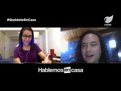 Hablemos en Casa - Episodio 07 - Fausto Miño