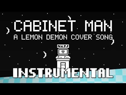 Cabinet Man (Lemon Demon Cover) - [INSTRUMENTAL] - Shadrow