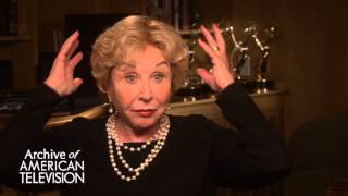 Michael Learned discusses getting cast as Olivia on The Waltons - EMMYTVLEGENDS.ORG