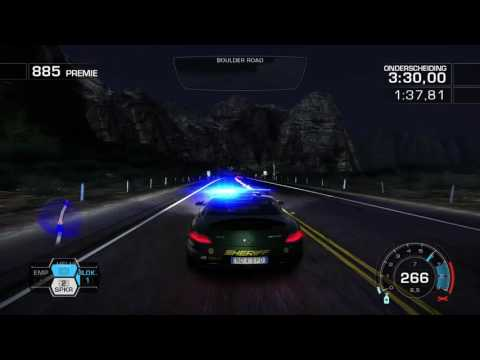 Need For Speed Hot Pursuit Police 27 Limited Emission Interceptor