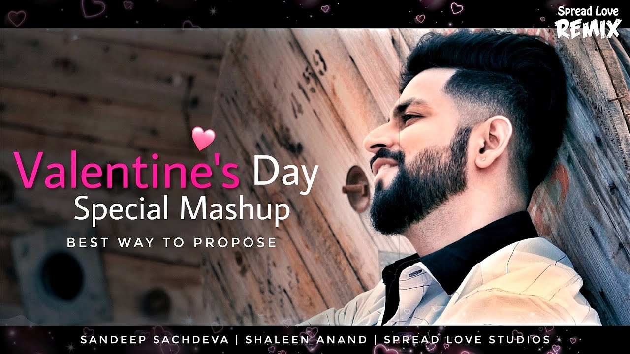 Valentine's Day Special Mashup
