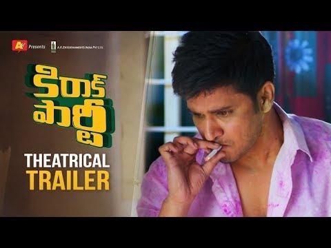 Kirrak Party Theatrical Trailer | Nikhil  | Samyuktha | Simran Pareenja | AK Entertainments