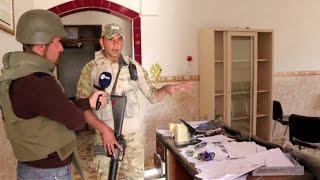 أخبار حصرية | جولة خاصة في مركز عقاري لداعش جنوب الموصل