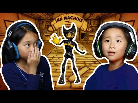 ESCAPE THE WORKSHOP! / Bendy and the Ink Machine: Chapter 1 🖋