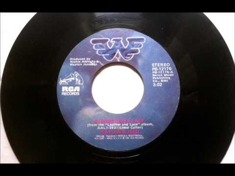 Storms Never Last , Waylon & Jessi , 1981 Vinyl 45RPM