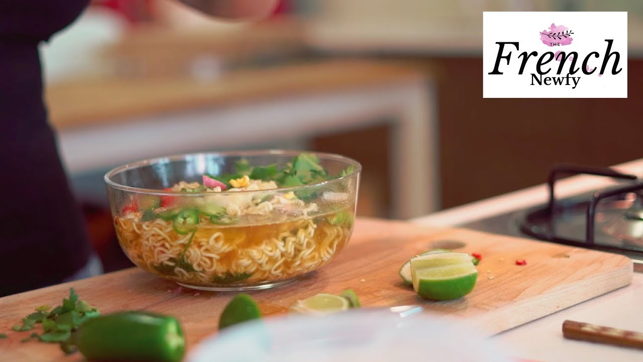 Make At Home Pho By The French Newfy Youtube
