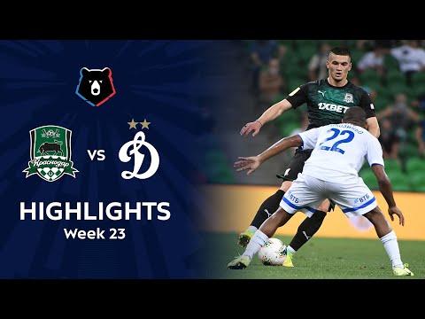 Krasnodar FK Akhmat Grozny Goals And Highlights