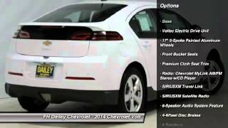 2014 Chevrolet Volt FH Dailey Chevrolet - Bay Area - San Leandro CA 5417