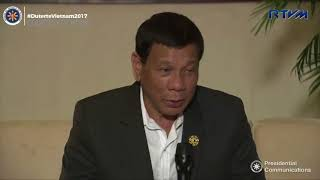 Duterte wants PH to host 'world summit on human rights'