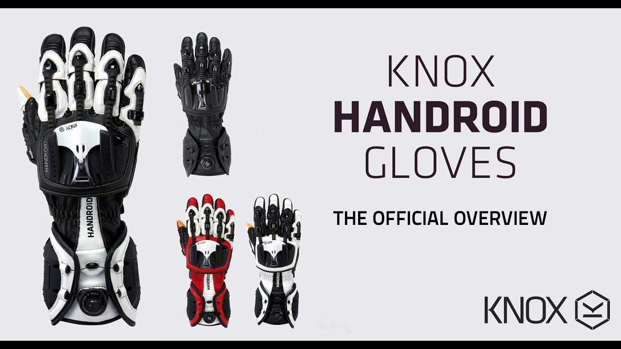Knox Handroid Version MKIII - The official review