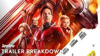 Ant-Man and The Wasp - Official Trailer 2 Breakdown in Hindi   SuperSuper