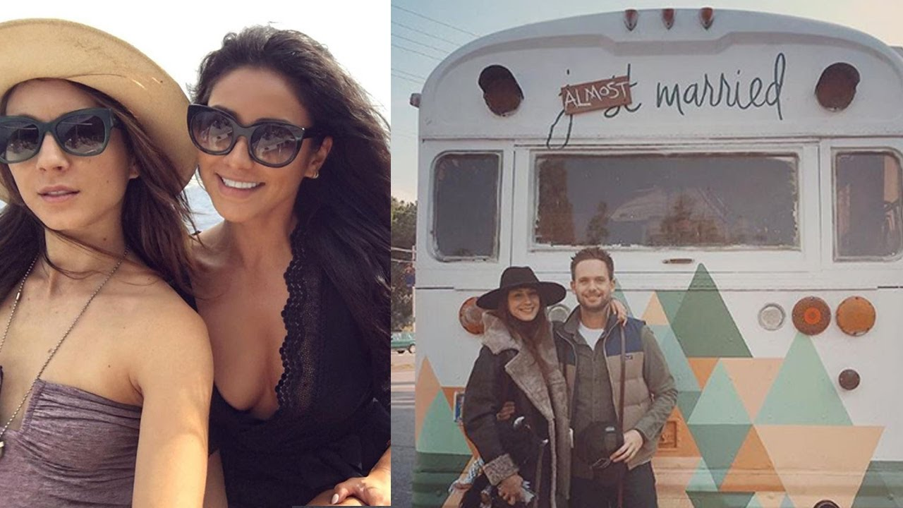 Shay Mitchell Pens Emotional Letter After Missing Troian Bellisario S Wedding You