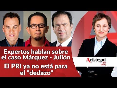 #AristeguiEnVivo 10/08: escándalo Julión Álvarez y Rafael Márquez involucra a diputado de Morena
