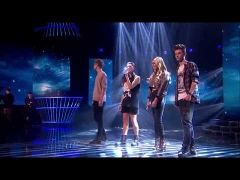 """Only The Young """"The Winner Takes It All"""" - Live Week 3 (Sing-Off) - The X Factor UK 2014"""