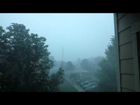 Tornado Sirens 7/6/15 - Overland Park, Kansas