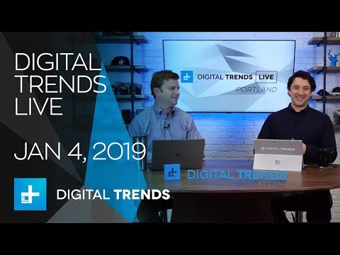 Digital Trends Full CES Preview with the CEO of the CTA Gary Shapiro
