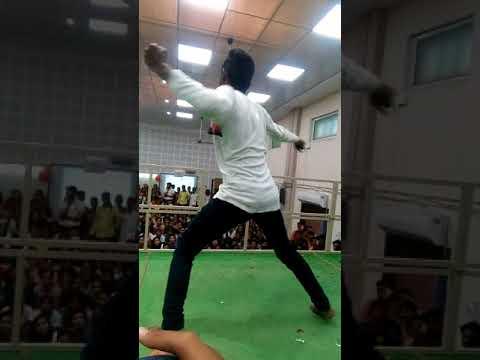 Dance performed at DDSBC Latur 2018 at sir's birthday