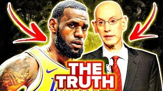 The SECRET Decline of the NBA... Why the League is Losing Viewers and How THEY CAN RECOVER