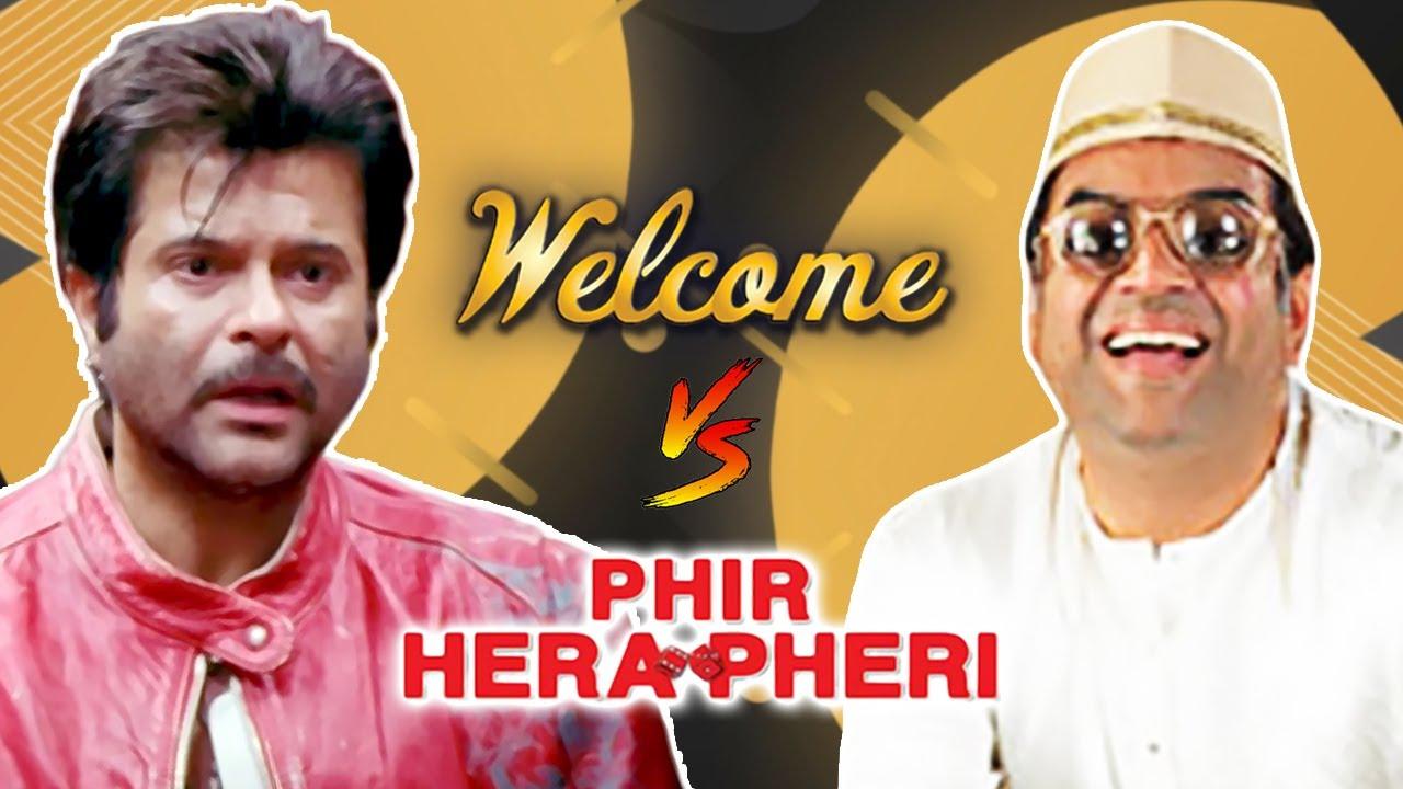 Download Welcome V/S Phir Hera Pheri - Best Of Comedy Scenes - Paresh Rawal - Akshay Kumar - Nana Patekar