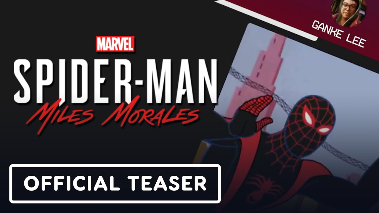 Marvel's Spider-Man: Miles Morales - Miles & Ganke Lee Texting Teaser Trailer