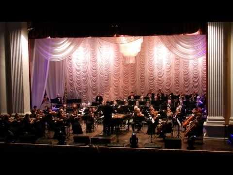 Академический симфонический оркестр Запорожской областной филармонии