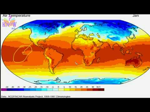 Physical Geography  (हिंदी) - Atmosphere - Part 1  - What happens to Solar Radiation, Earth Albedo