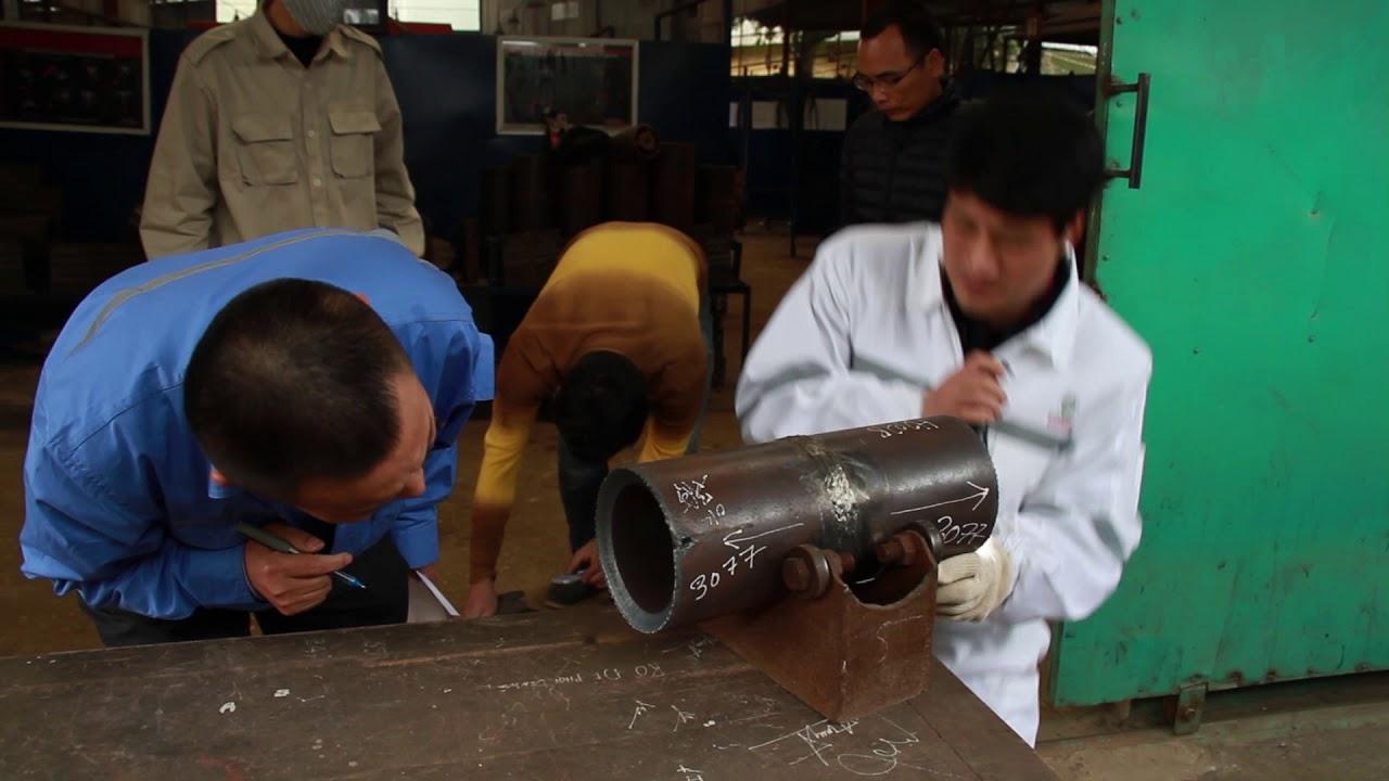 Bureau Veritas gives certification for Vietnamese welders in Kuwait