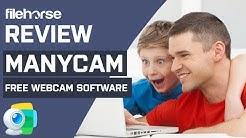 ManyCam - Free Webcam Software for Windows and Mac (2019)
