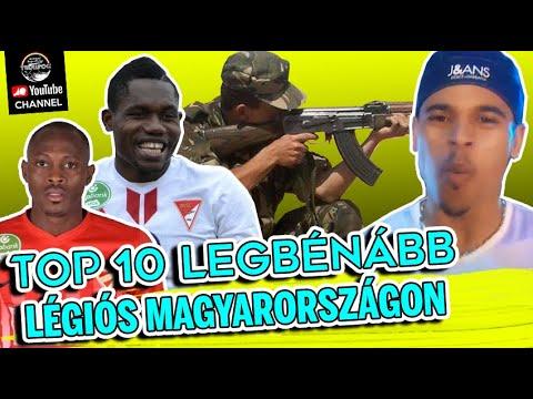 [TOP 10] LEGBÉNÁBB LÉGIÓS MAGYARORSZÁGON 3. - TrollFoci S3E08 thumbnail