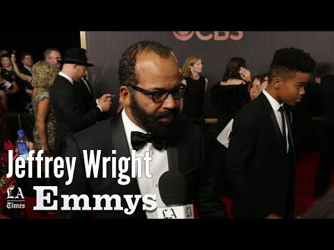 Emmy's 2017: Jeffrey Wright | Los Angeles Times