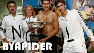 Novak Djokovic Family Photos || Father, Mother, Brother, Wife & Son!!!