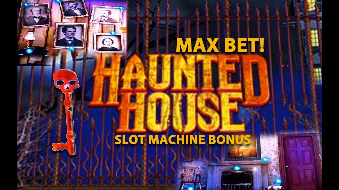 Haunted House™ Slot Machine Game to Play Free in Cryptologics Online Casinos