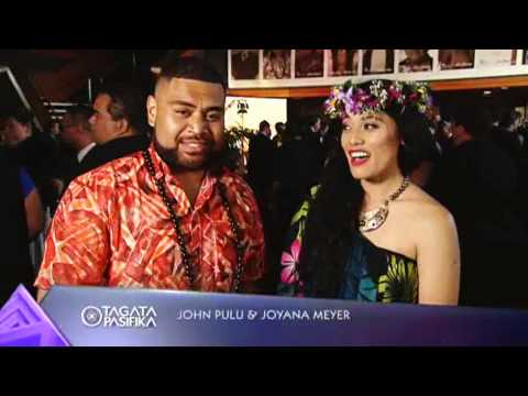 The Tangi Reka Cook Islands Music Awards 2014