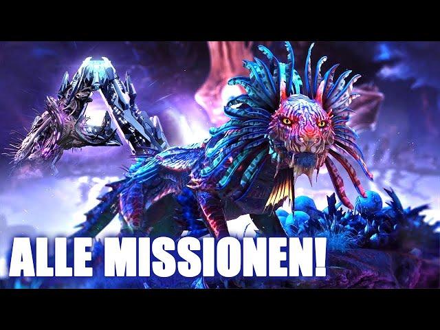 Ark: Genesis 2 👾 Alle Missionen [Cheat Run | Deutsch]