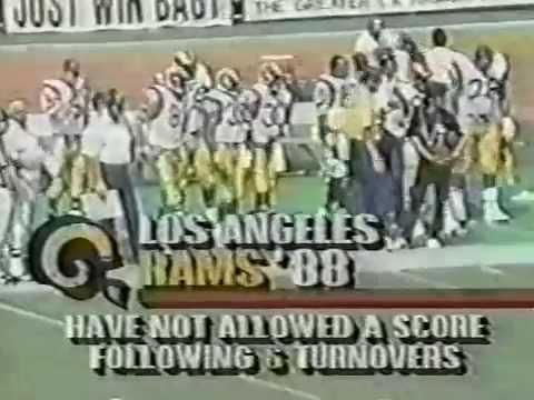1988 Raiders vs Rams 2