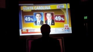 Opinion Journal Live Weighs in On Early Returns - Election Night 2012
