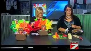 Turkey Candy Bouquet