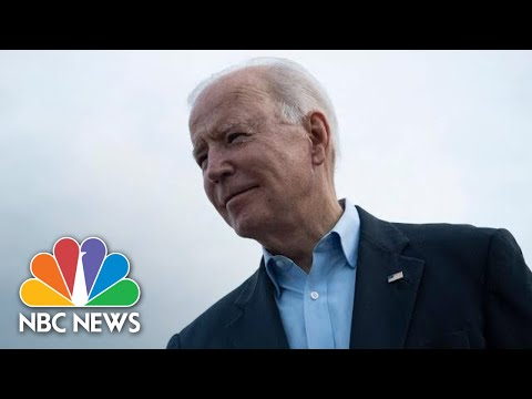 Biden Speaks To US Air Force, Their Families In England | NBC News